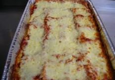 full lasagna
